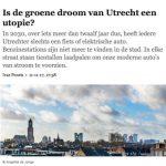 Is de groene droom van Utrechteen utopie?