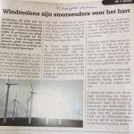 Windenergie - Stoorzenders voor het hart