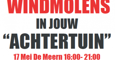 Buren van Rijnenburg krijgen geen tafel bij inloopbijeenkomst in De Schalm.