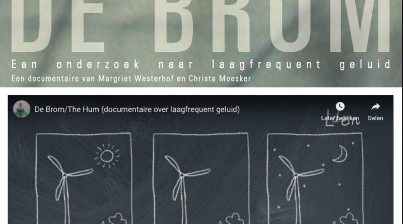 VIDEO: De brom - een onderzoek naar laagfrequent geluid.