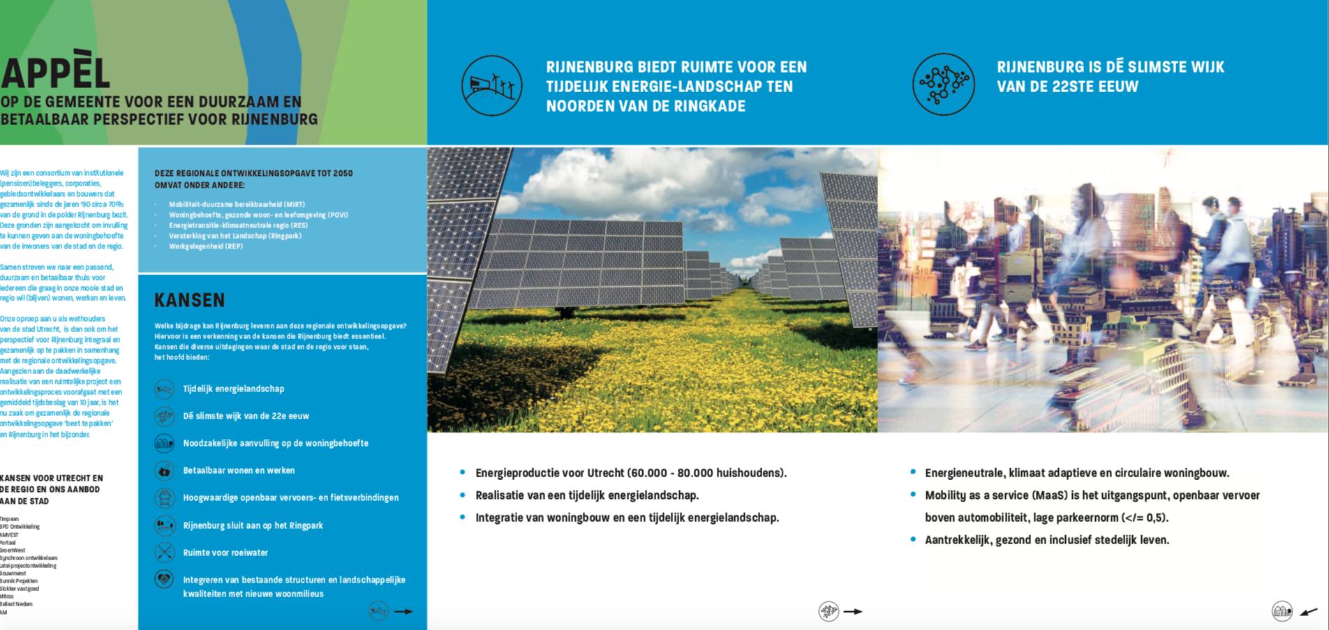 Fragment uit PDF Appèl Rijnenburg