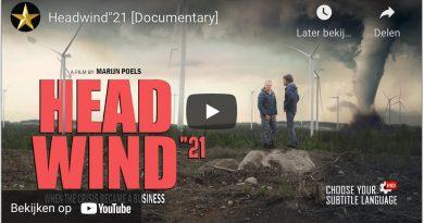 """Headwind""""21 - docu over verdienmodel windenergie"""